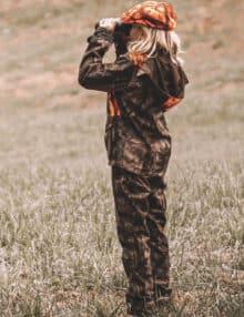 Jagtsæt camouflage VikinX