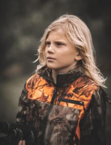 Jagtsæt camouflage Bjarke
