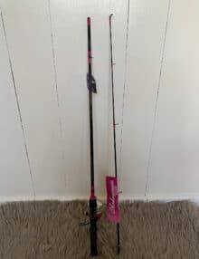 Fiskesæt lyserød