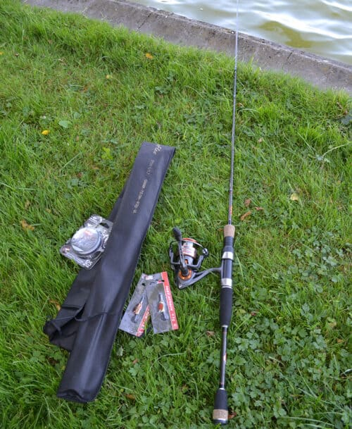 UL fiskesæt 7 fod